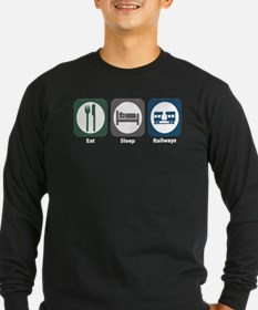 Eat Sleep Railways T