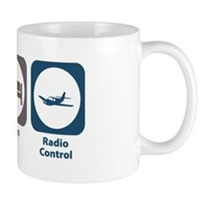 Eat Sleep Radio Control Small Mug