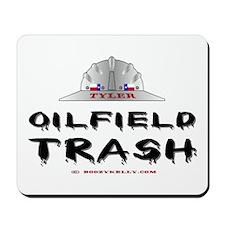 Tyler Texas Oil Field Trash Mousepad