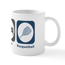 Eat Sleep Racquetball Mug