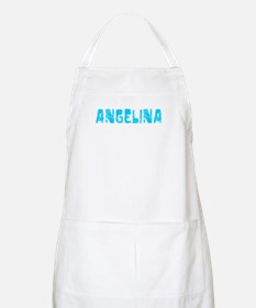 Angelina Faded (Blue) BBQ Apron