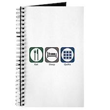 Eat Sleep Quilts Journal