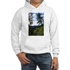 Eel River from the cliff Hoodie