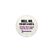 Hell, No, I'm Not A Size 0....1 (Anorexia) Mini Bu