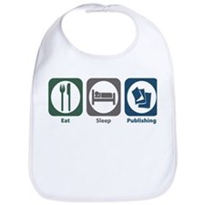 Eat Sleep Publishing Bib