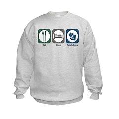Eat Sleep Publishing Sweatshirt