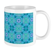 Blue Galore Mug