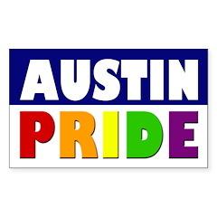 Austin Pride (bumper sticker)