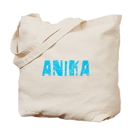 Anika Faded (Blue) Tote Bag