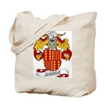 Ramon Family Crest Tote Bag