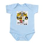 Ramos Family Crest Infant Creeper