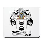 Requena Family Crest Mousepad