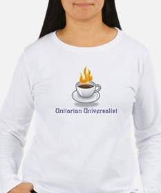 UU Coffee Chalice Long Sleeve T-Shirt