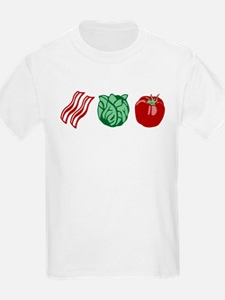 BLT Bacon Lettuce Tomato T-Shirt