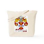 Revilla Family Crest Tote Bag