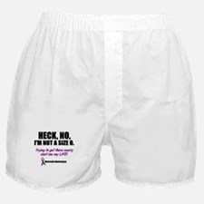 Heck, No, I'm Not A Size 0....2 (Anorexia) Boxer S