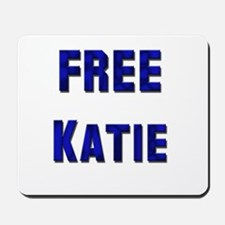 Free Katie from Tom Mousepad