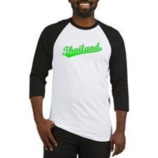 Retro Thailand (Green) Baseball Jersey