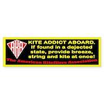 Kite Addict Warning