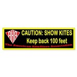 Show Kites warning