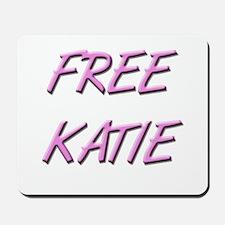 Free Katie Save Katie Mousepad