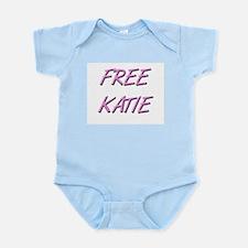 Free Katie Save Katie Infant Creeper