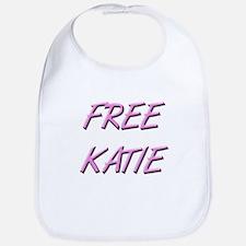 Free Katie Save Katie Bib
