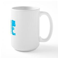 Annie Faded (Blue) Mug