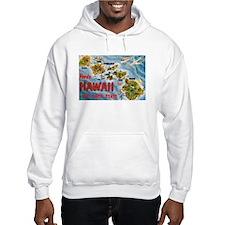 Hawaii Postcard Hoodie