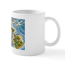 Hawaii Postcard Mug