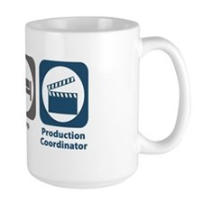 Eat Sleep Production Coordinator Mug
