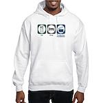 Eat Sleep Production Coordinator Hooded Sweatshirt