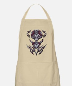 Alienwear Tribal 6 BBQ Apron