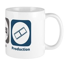 Eat Sleep Production Mug