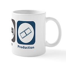 Eat Sleep Production Small Mug