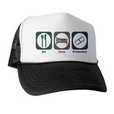 Eat Sleep Production Trucker Hat