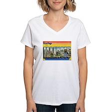 Illinois Postcard Shirt
