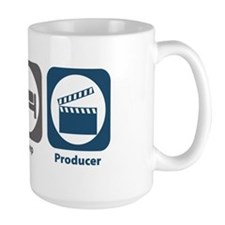 Eat Sleep Producer Mug