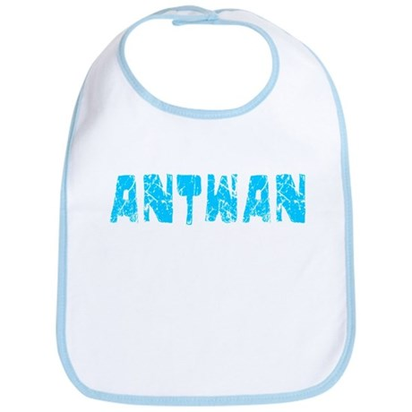 Antwan Faded (Blue) Bib