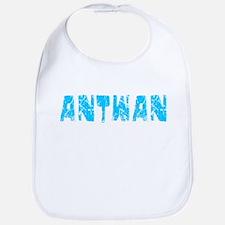 Antwan Faded (Blue) Bib
