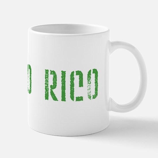 PUERTO RICO Mug