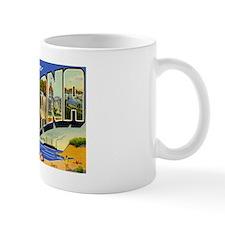 Indiana Postcard Mug