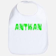 Antwan Faded (Green) Bib