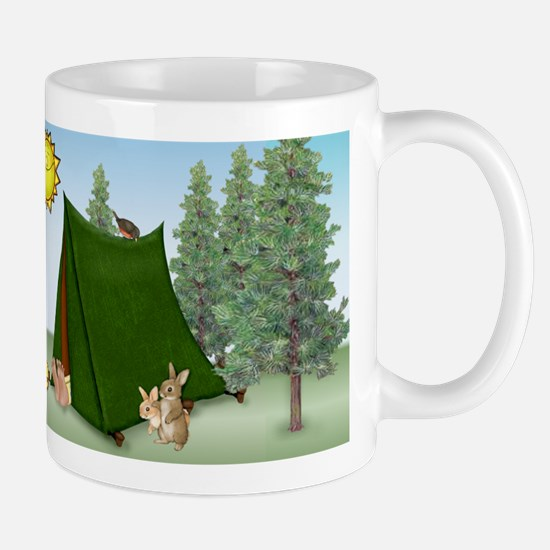 Rise and Shine Camper Mug