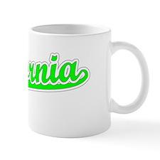 Retro California (Green) Mug
