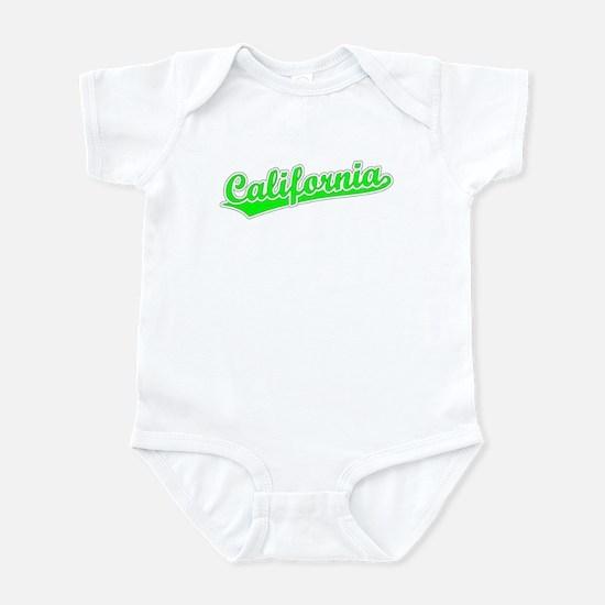 Retro California (Green) Infant Bodysuit