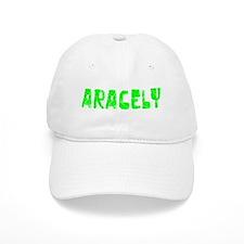 Aracely Faded (Green) Baseball Cap