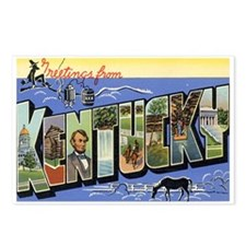 Kentucky Postcard Postcards (Package of 8)