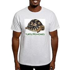 Leopard Tortoise Grey T-Shirt