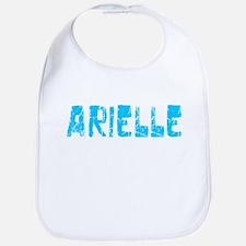 Arielle Faded (Blue) Bib